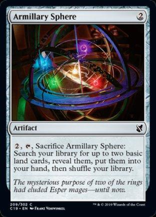 Armillary Sphere | Commander 2019