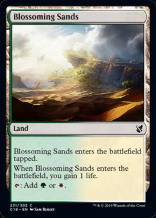 Blossoming Sands | Commander 2019