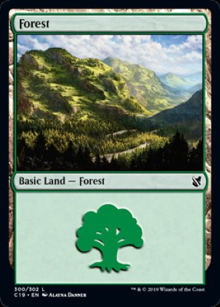 Forest | Commander 2019
