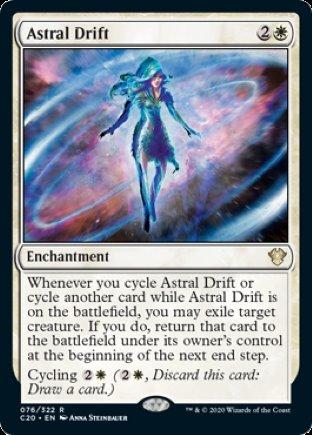 Astral Drift | Commander 2020