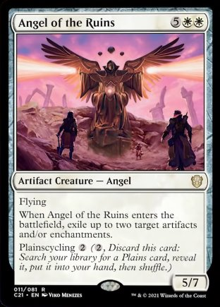 Angel of the Ruins | Commander 2021