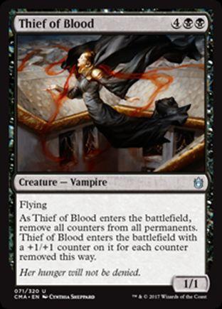 Thief of Blood   Commander Anthology I