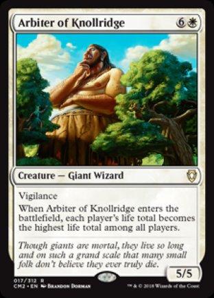 Arbiter of Knollridge | Commander Anthology II