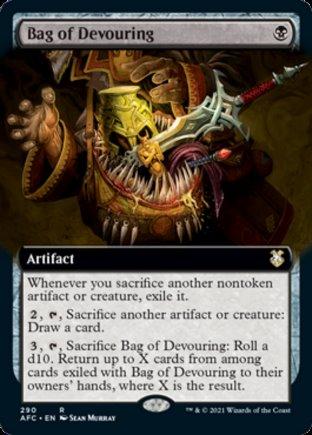 Bag of Devouring | Commander Forgotten Realms