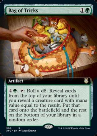Bag of Tricks | Commander Forgotten Realms