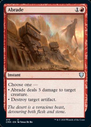 Abrade | Commander Legends