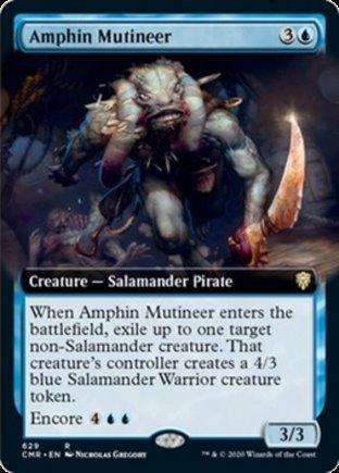 Amphin Mutineer | Commander Legends
