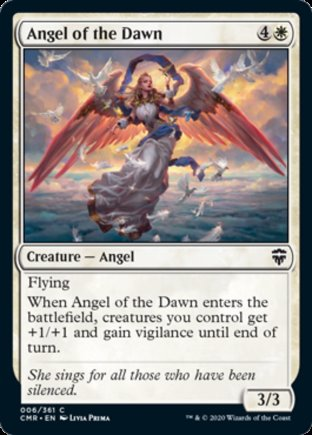 Angel of the Dawn   Commander Legends