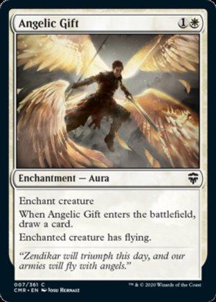 Angelic Gift | Commander Legends