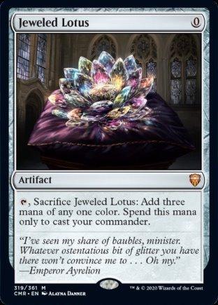 Jeweled Lotus | Commander Legends
