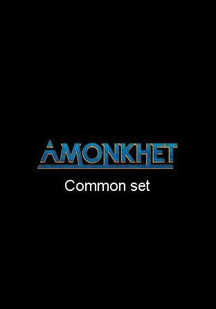 -AKH- Amonkhet Common Set   Complete sets