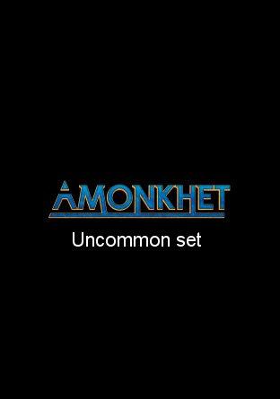 -AKH- Amonkhet Uncommon Set | Complete sets
