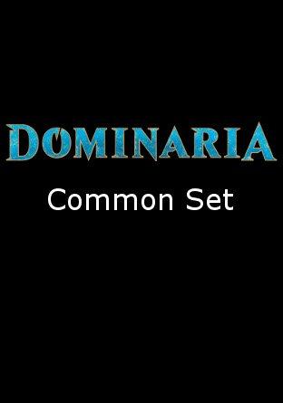 -DOM- Dominaria Common Set | Complete sets