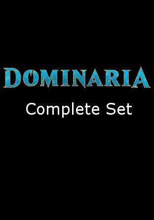 -DOM- Dominaria Complete Set | Complete sets