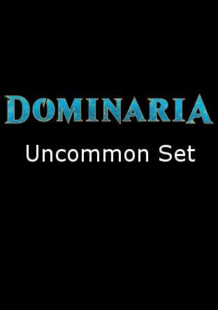 -DOM- Dominaria Uncommon Set | Complete sets