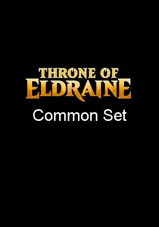 -ELD- Throne of Eldraine Common Set | Complete sets
