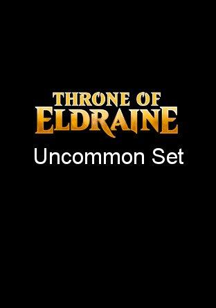 -ELD- Throne of Eldraine Uncommon Set | Complete sets