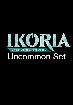 -IKO- Ikoria Lair of Behemoths Uncommon Set | Complete sets