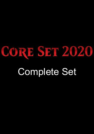 -M20- Core Set 2020 Complete Set | Complete sets