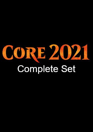 -M21- Core Set 2021 Complete Set | Complete sets
