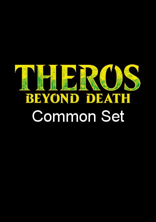 -THB- Theros Beyond Death Common Set | Complete sets