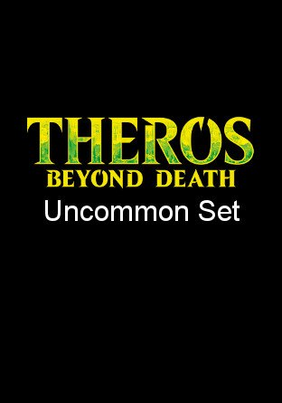 -THB- Theros Beyond Death Uncommon Set | Complete sets