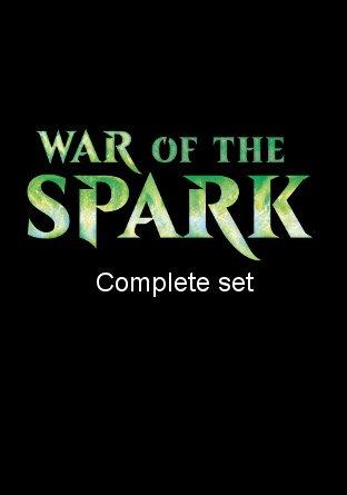 -WAR- War of the Spark Complete Set | Complete sets