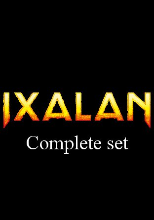 -XLN- Ixalan Complete Set | Complete sets
