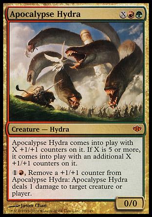 Apocalypse Hydra | Conflux