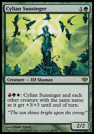 Cylian Sunsinger   Conflux