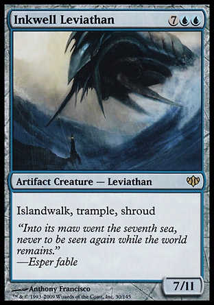 Inkwell Leviathan   Conflux