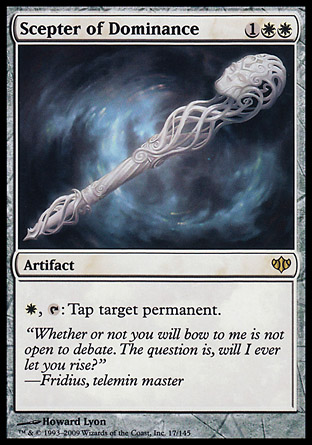Scepter of Dominance | Conflux