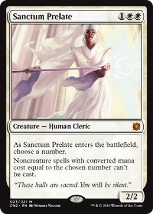 Sanctum Prelate | Conspiracy Take the Crown