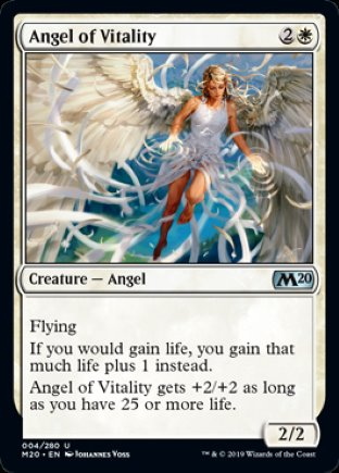 Angel of Vitality | Core Set 2020