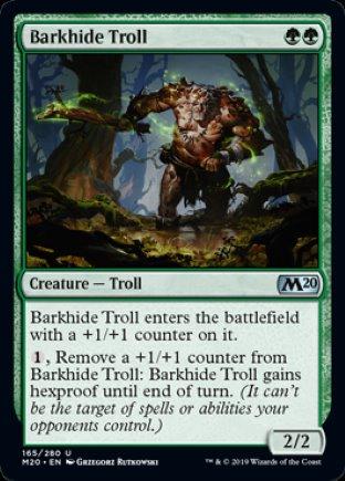 Barkhide Troll | Core Set 2020