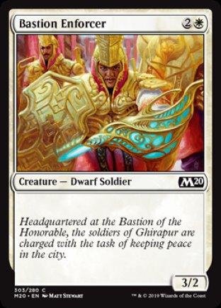Bastion Enforcer | Core Set 2020
