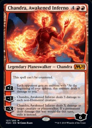 Chandra, Awakened Inferno | Core Set 2020
