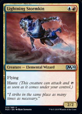 Lightning Stormkin | Core Set 2020