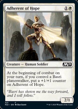 Adherent of Hope | Core Set 2021
