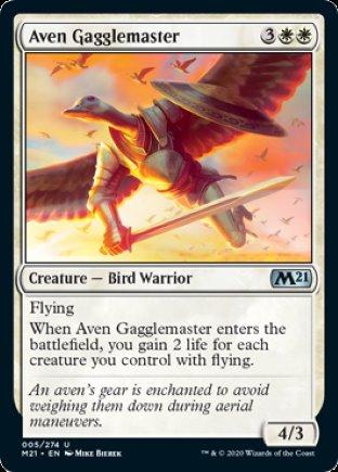 Aven Gagglemaster | Core Set 2021