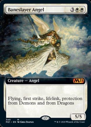 Baneslayer Angel | Core Set 2021