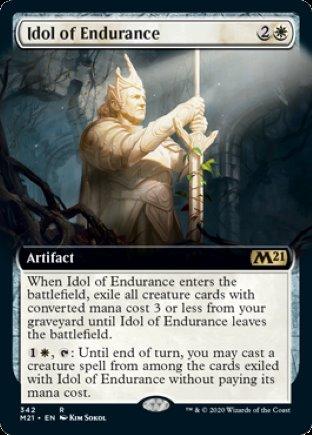 Idol of Endurance | Core Set 2021 (EA)