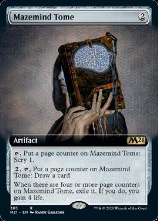 Mazemind Tome | Core Set 2021 (EA)