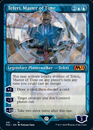 Teferi, Master of Time | Core Set 2021