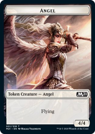 Angel token | Core Set 2021