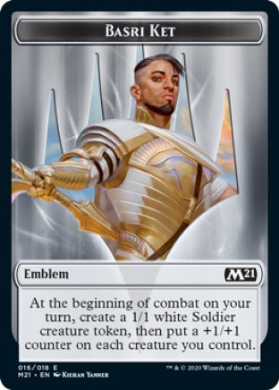 Basri Ket emblem | Core Set 2021
