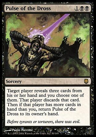 Pulse of the Dross   Darksteel
