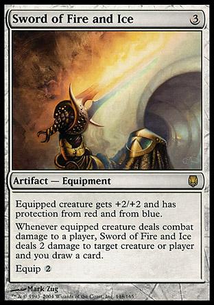 Sword of Fire and Ice | Darksteel