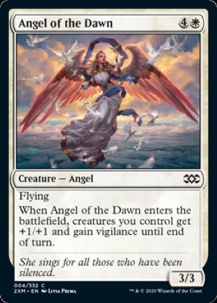 Angel of the Dawn | Double Masters