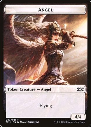 Angel token | Double Masters